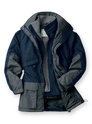 wearguard® three-in-one system parka