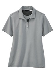 A.Mark Studio™ Women's Short-Sleeve Pima Cotton Polo