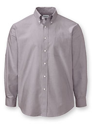 Men's Long-Sleeve Ultimate Oxford Work Shirt