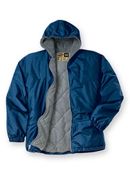wearguard® insulated stadium jacket