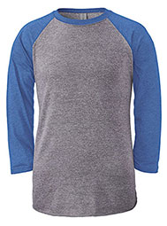 Heathered Baseball T-Shirt