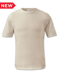 Soft Crew Neck Short-Sleeve T-Shirt