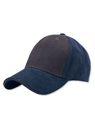 WearGuard<sup>&#174;</sup> Color Block Brushed Cotton Cap