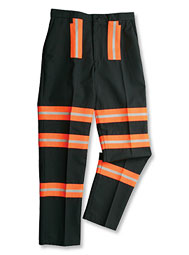 Aramark Enhanced-Visibility Twill Pants