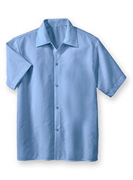ARAMARK Short-Sleeve Gripper Shirt