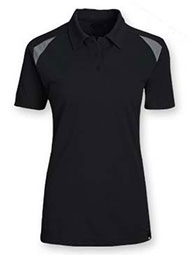 Dickies® Women's Short-Sleeve Performance Color Block Polo