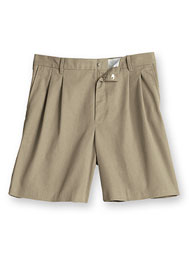 WearGuard® pleated workpro shorts