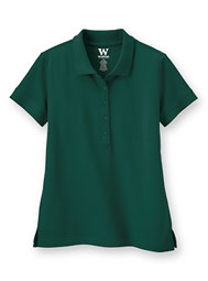WearGuard® Women's WearTec™ Cotton Polo