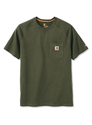 Carhartt® Short-Sleeve Pocket T-Shirt