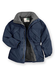 wearguard® three-season waterproof/breathable parka