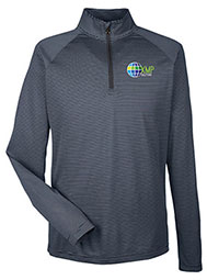 Under Armour® Men's Tech Stripe Quarter Zip