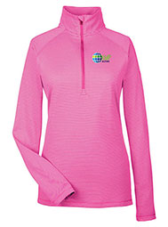 Under Armour® Women's Tech Stripe Quarter Zip