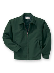 Aramark Ike-style Industrial Work Jacket