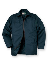 Aramark Panel-front Industrial Work Jacket