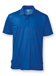 WearGuard® TecGuard™ Men's Short-Sleeve Jersey-Knit Polo