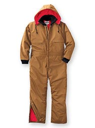 SteelGuard™ 30° Below Insulated Coveralls