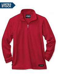 WearGuard® Polartec® 1/4-Zip Brushed Polyester Microfleece