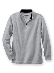 WearGuard® WearTuff™ Low-Shrink ¼-Zip Sweatshirt