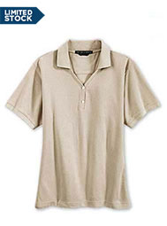 Devon & Jones® Women's Peruvian Pique Polo