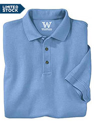WearGuard® WearTuff™ Men's 100% Cotton Pique Polo