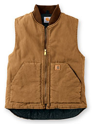 Carhartt® Men's Rugged Duck Vest