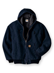 Carhartt® Washed Hooded Jacket