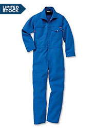 Flame-Resistant Coveralls with Nomex® IIIA Fabric