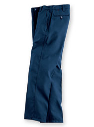 Flame-Resistant Industrial Pants With Nomex® Fabric