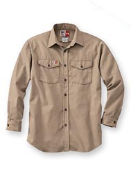UltraSoft® Flame-Resistant FlashTrap Vented Shirt