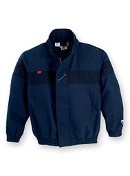Flame-Resistant Work Jacket With Nomex® Fabric