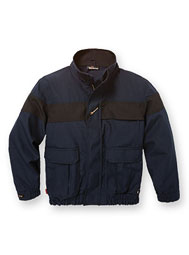Flame-Resistant Bomber Jacket With Nomex® Fabric