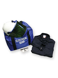 12 cal/cm2 PPE Kit With Coveralls