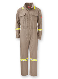 UltraSoft® Flame-Resistant Enhanced Visibility Coveralls