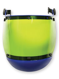 Flame Resistant Face Shield Kit