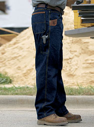Riggs Workwear™ by Wrangler® Contractor Jeans