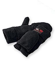 Flame-Resistant Flip-Top™ Fleece Mittens With Nomex® IIIA
