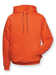 UltraSoft® Flame-Resistant Hooded Pullover Sweatshirt