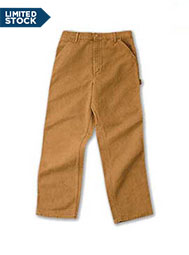 Carhartt® Flame-Resistant Duck Work Dungaree