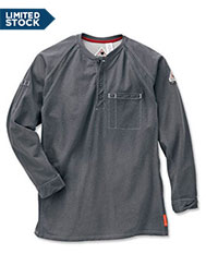 iQ Series™ Flame-Resistant Long-Sleeve Henley