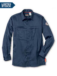 iQ Series™ Flame-Resistant Long-Sleeve Work Shirt