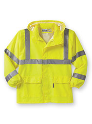 Neese Air-Tex™ High-Visibility Rain Parka