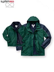 WearGuard® System 365 Three-in-One Waterproof System Jacket