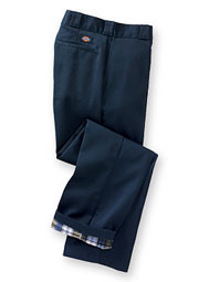 Dickies® Flannel-Lined Work Pants