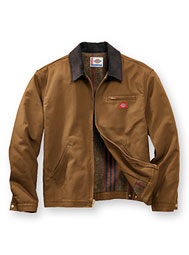 dickies® blanket-lined jacket