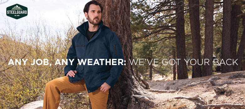 The New WearGuard Packable Jacket