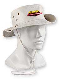 Safari-Style Bucket Hat